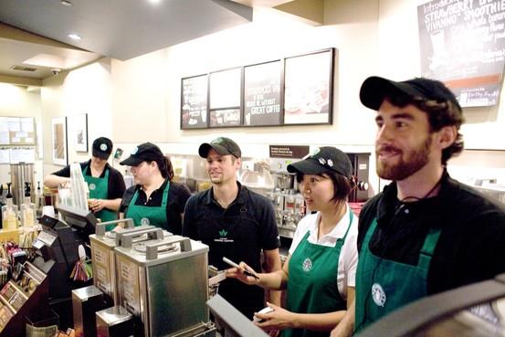 Latest Starbucks Buzzword \u0027Lean\u0027 Japanese Techniques - WSJ - starbucks store manager