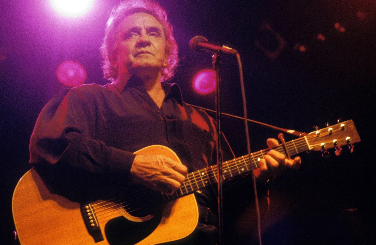 Johnny Cash Pool Song Bob Saget On Johnny Cash S You Are My Sunshine Wsj