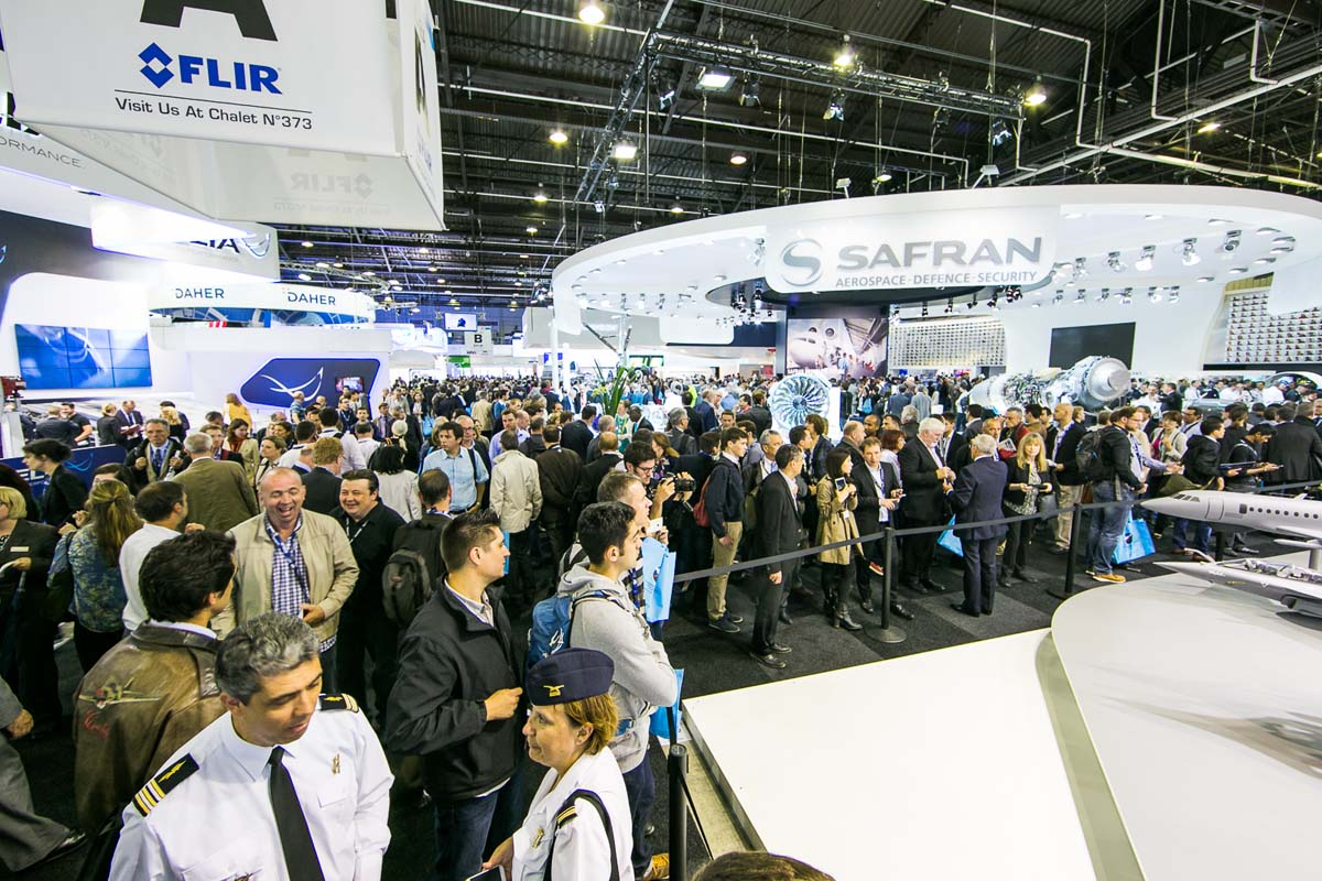 Billet Salon Du Bourget Liste Des Exposants 2017 Siae 2019