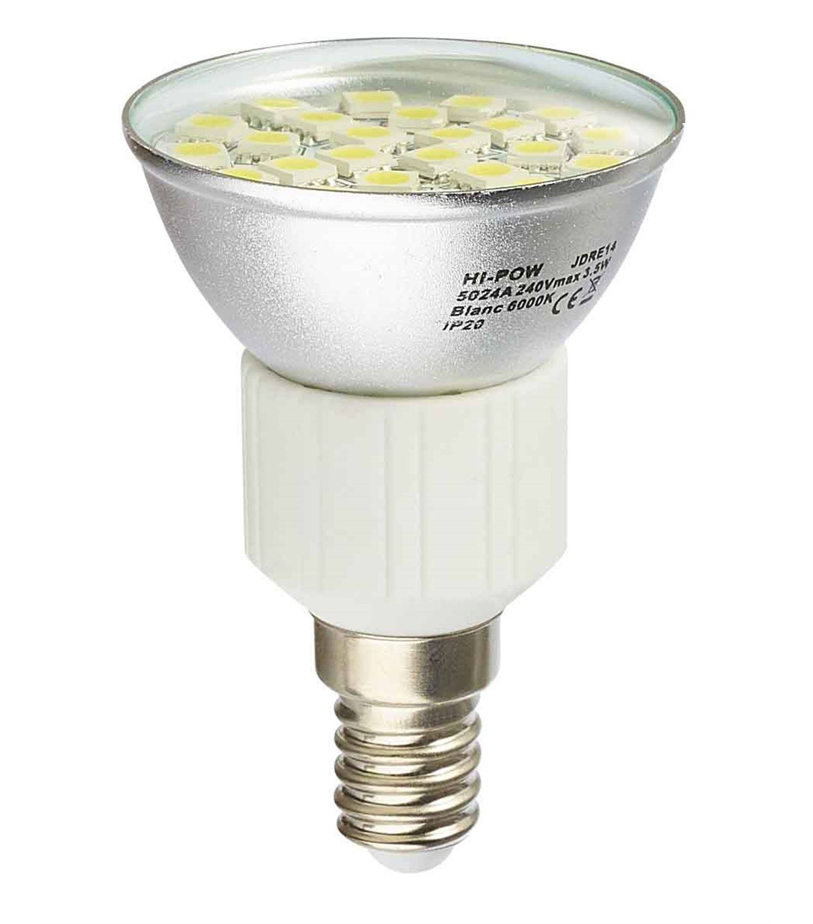 Ampoule Led E14 Blanc Froid Destockage Ampoule Led E14 Dimmable à 24 Smd5024 4w 310lm