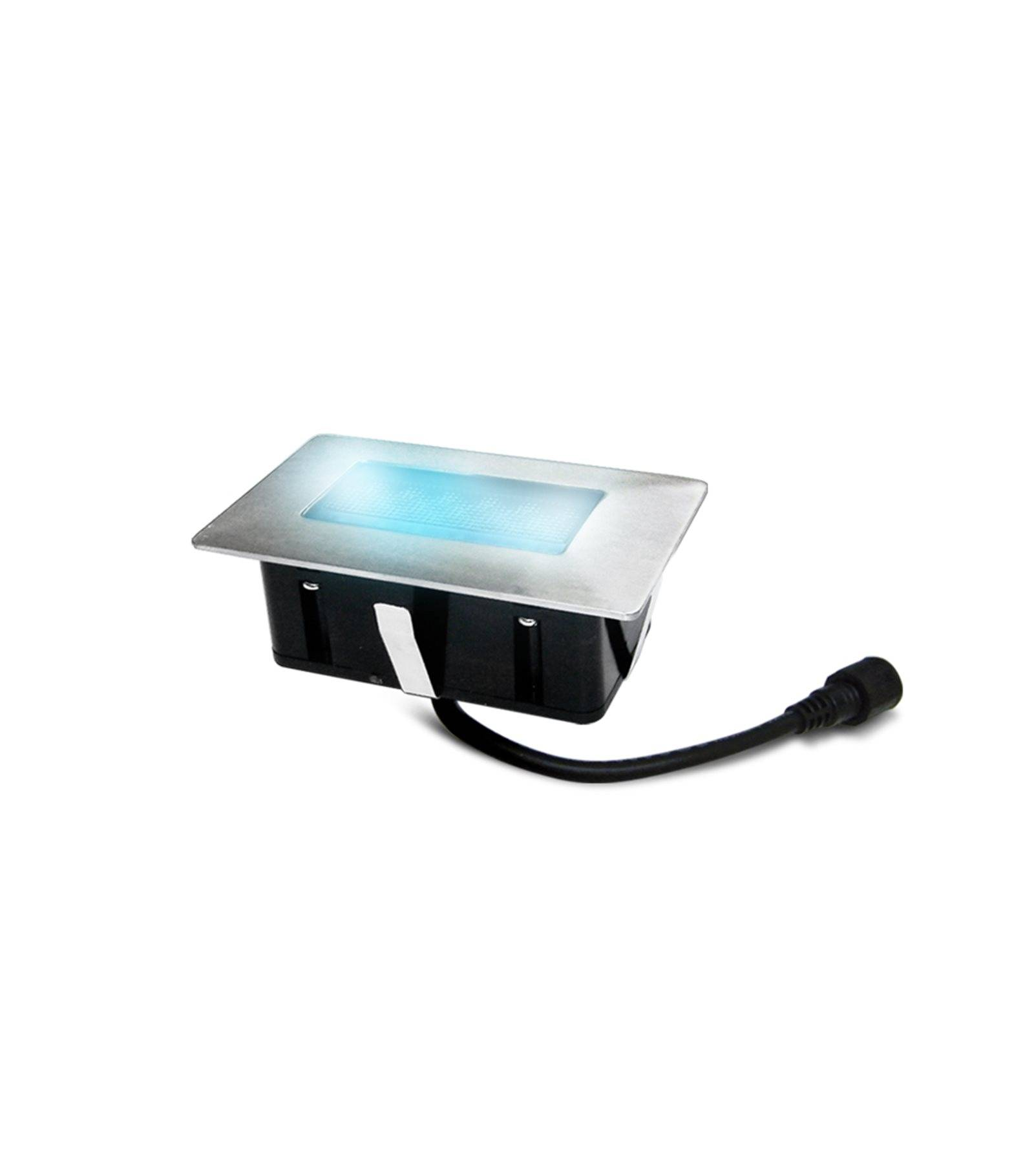 Spot Led Exterieur Encastrable Etanche Spot Led Encastrable Exterieur Rectangulaire Oveetech