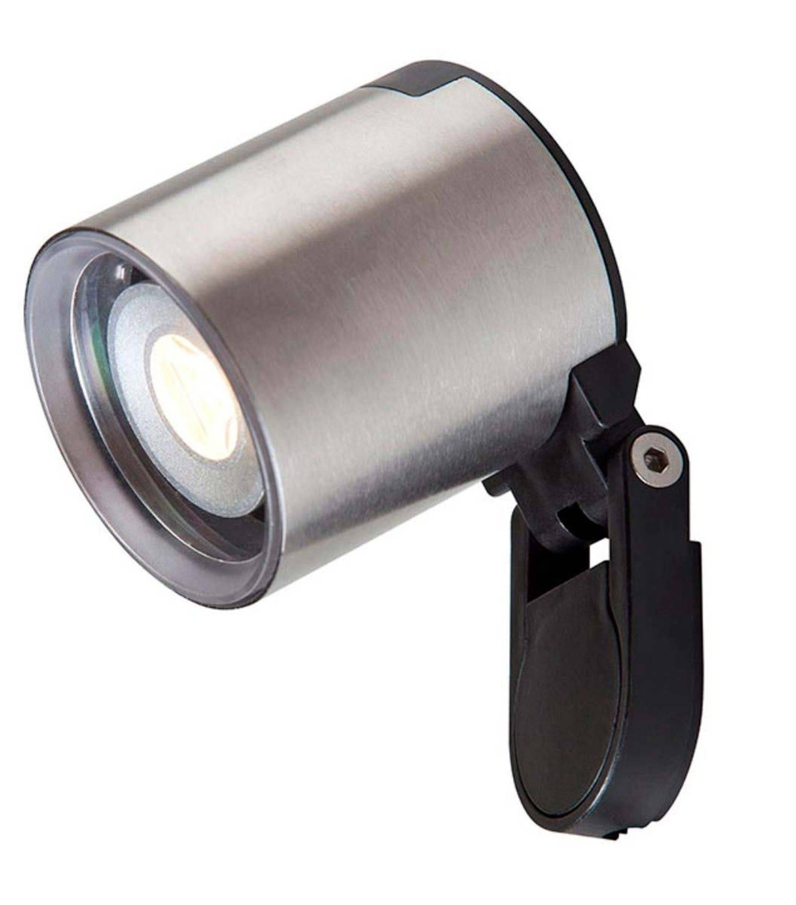 Camera Ip Exterieur Orientable Spot Projecteur à Piquer Ou Visser Galileo 2w Gu5 3 Mr11