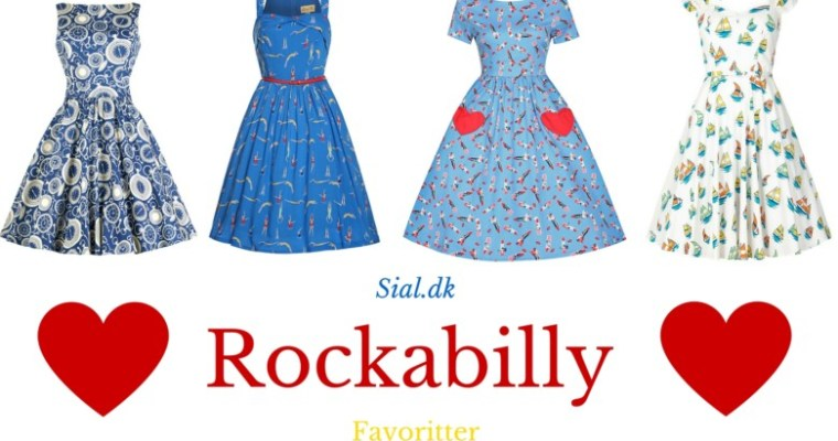 Mine rockabilly favoritter