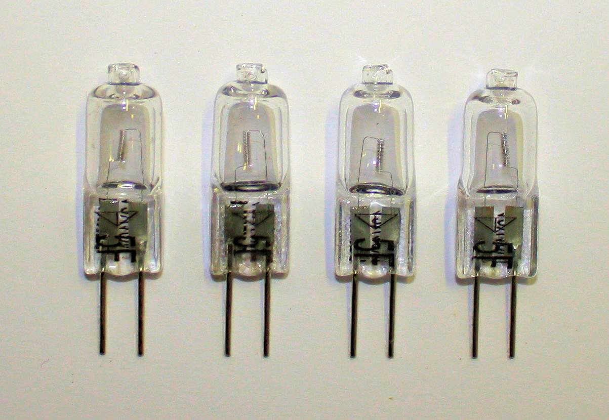 Ledlamp G4 G4 12v 50w Halogeen Lamp Siamimport