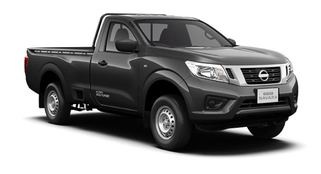 nissan np300 navara single cab twilight gray