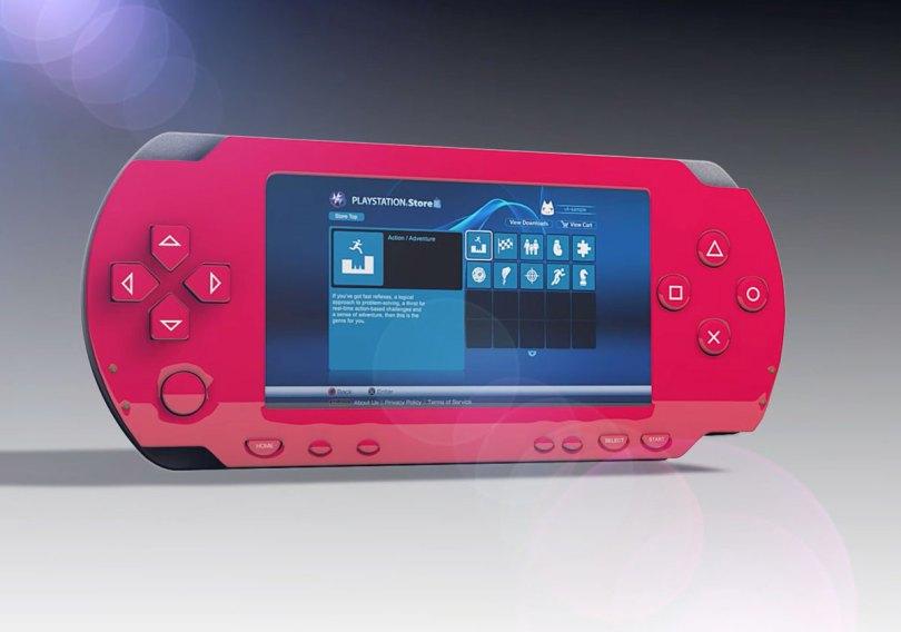 PlaystationModel-C