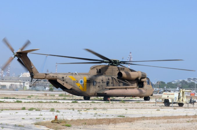 israel helicopters photo