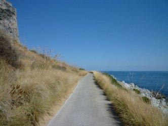 Capo Gallo, près de Palerme