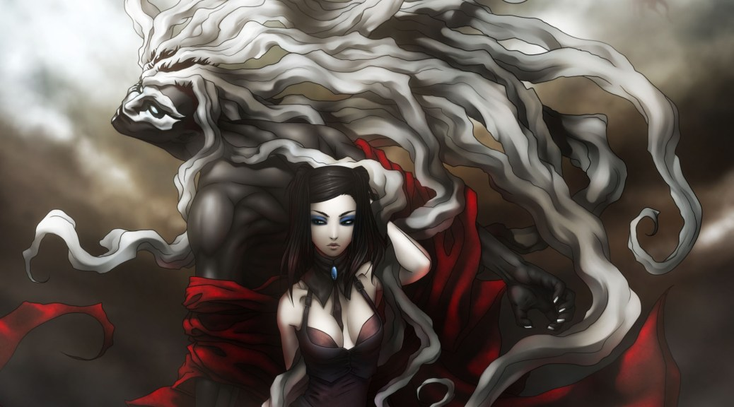 Ergo Proxy - Fan Art