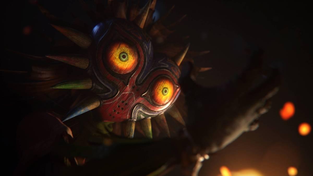 Ocarina Of Time 3d Wallpaper Here S The Teaser Trailer For Fan Made Zelda Majora S