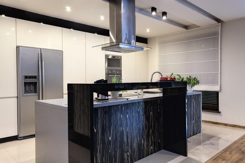 Stunning Küche Mit Amerikanischem Kühlschrank Photos - Globexusa - kuhlschrank finden tipps trendsetter kuche