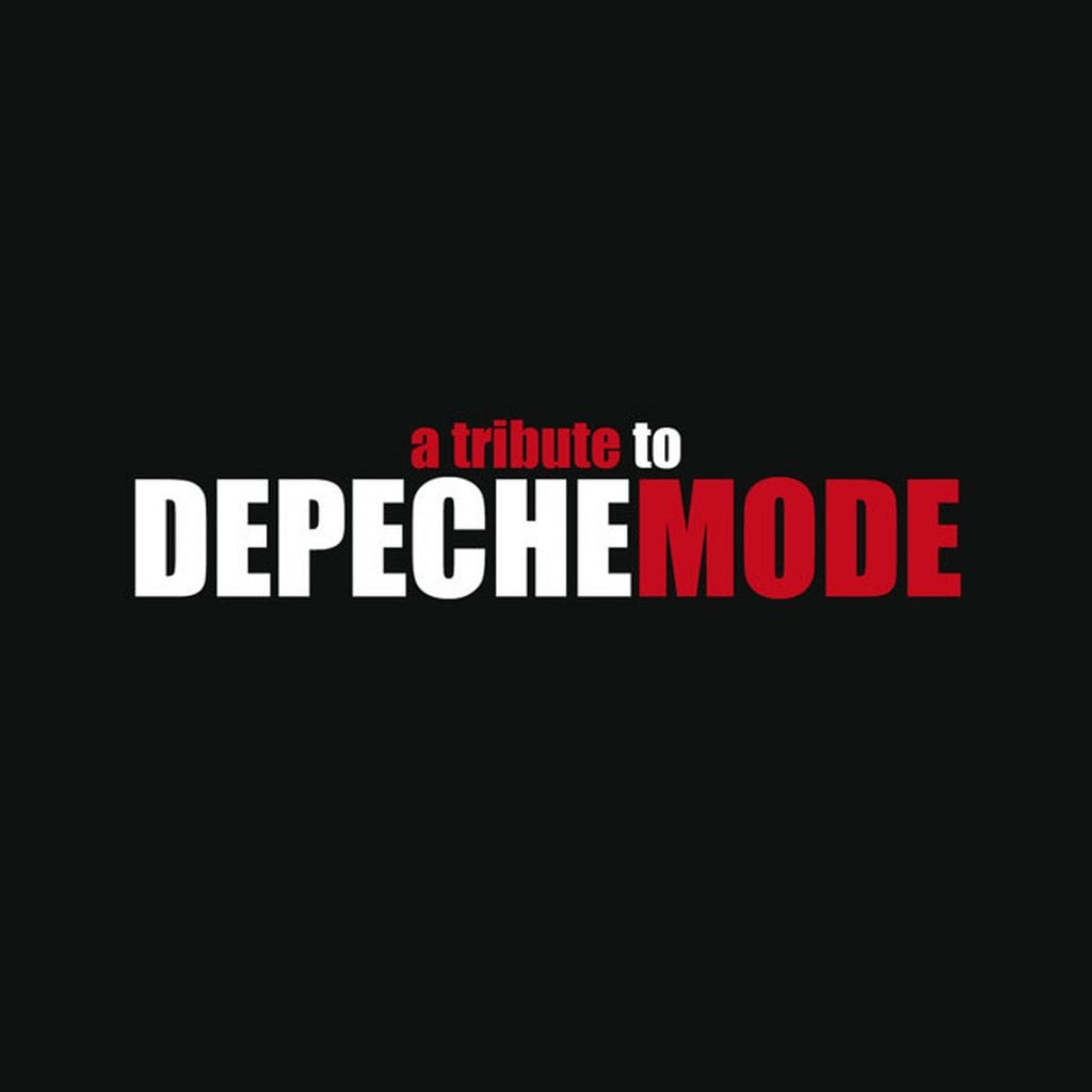 Electronica Medium Font Brand New Depeche Mode Tribute Out Now Via The Belgian Electronica