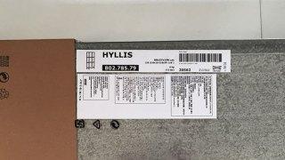 IKEA HYLLIS たったの1490円!シェルフユニットを組み立てる