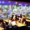 チームラボアイランド!常設 学ぶ 未来の遊園地 こども大喜び(埼玉県ららぽーと富士見)