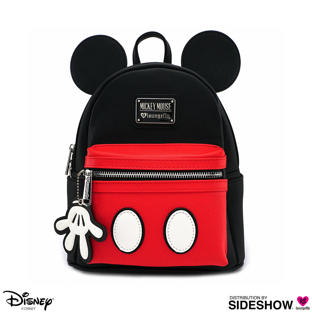 Disney Mickey Disney Mickey Suit Mini Backpack Apparel By Loungefly