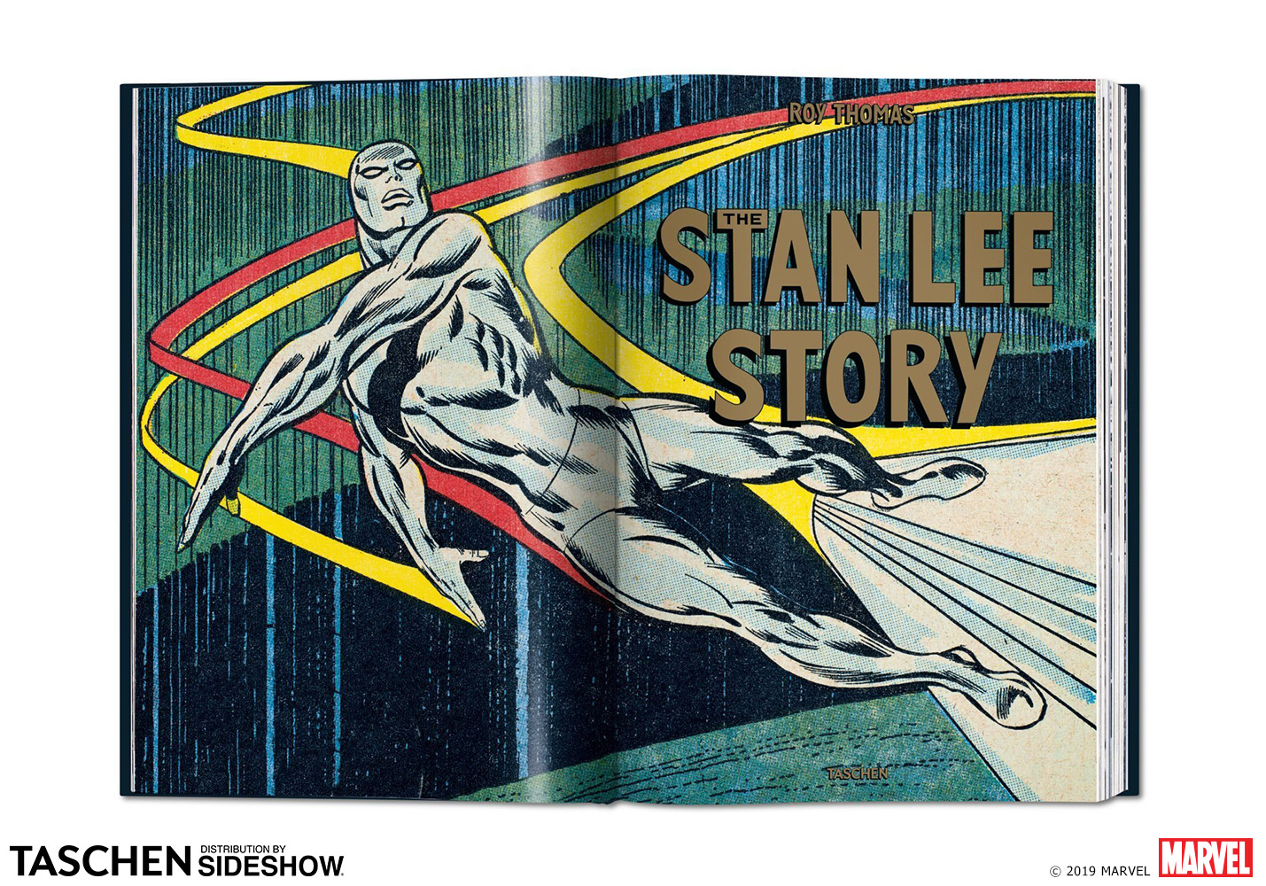 The Stan Lee Story Xxl Edition Hardcover Sideshow Collectibles