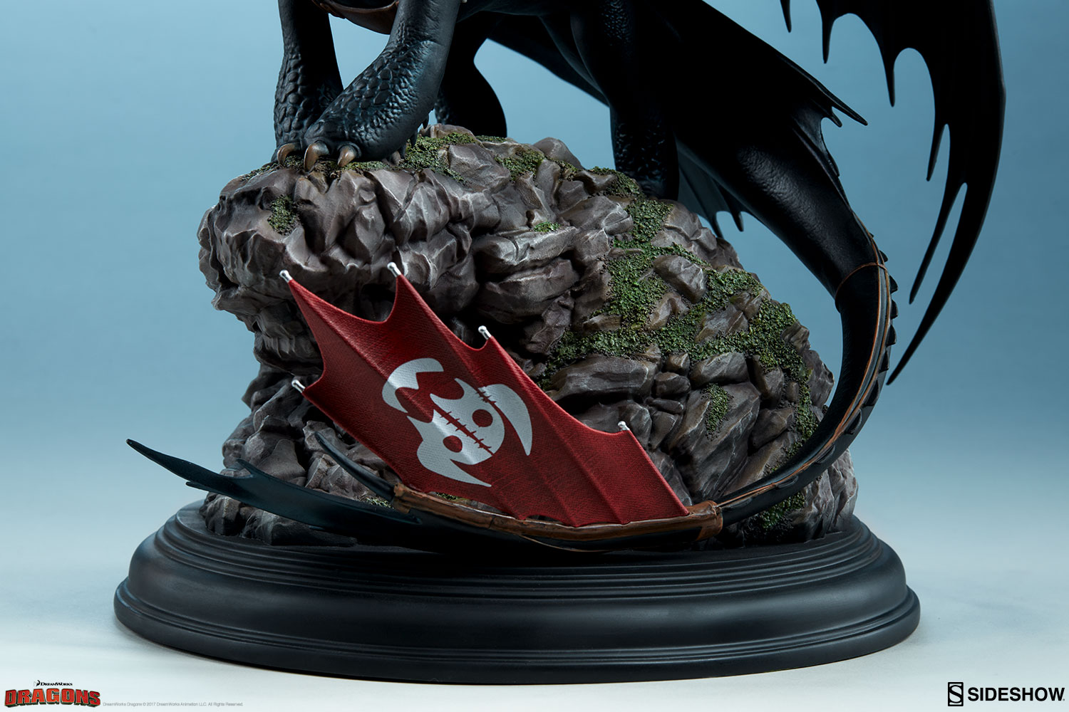 Giant Dragon Statue How To Train Your Dragon Toothless Statue By Sideshow