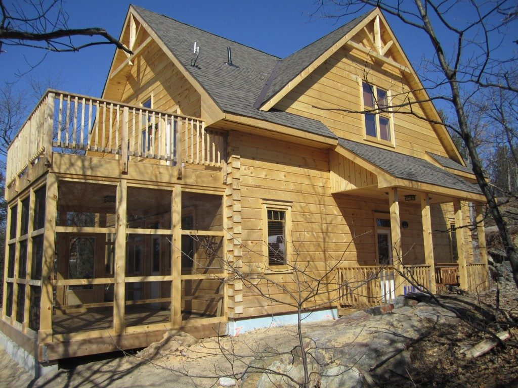 Pine Siding Best Wood Siding Options 8 Types To Choose From Siding Authority