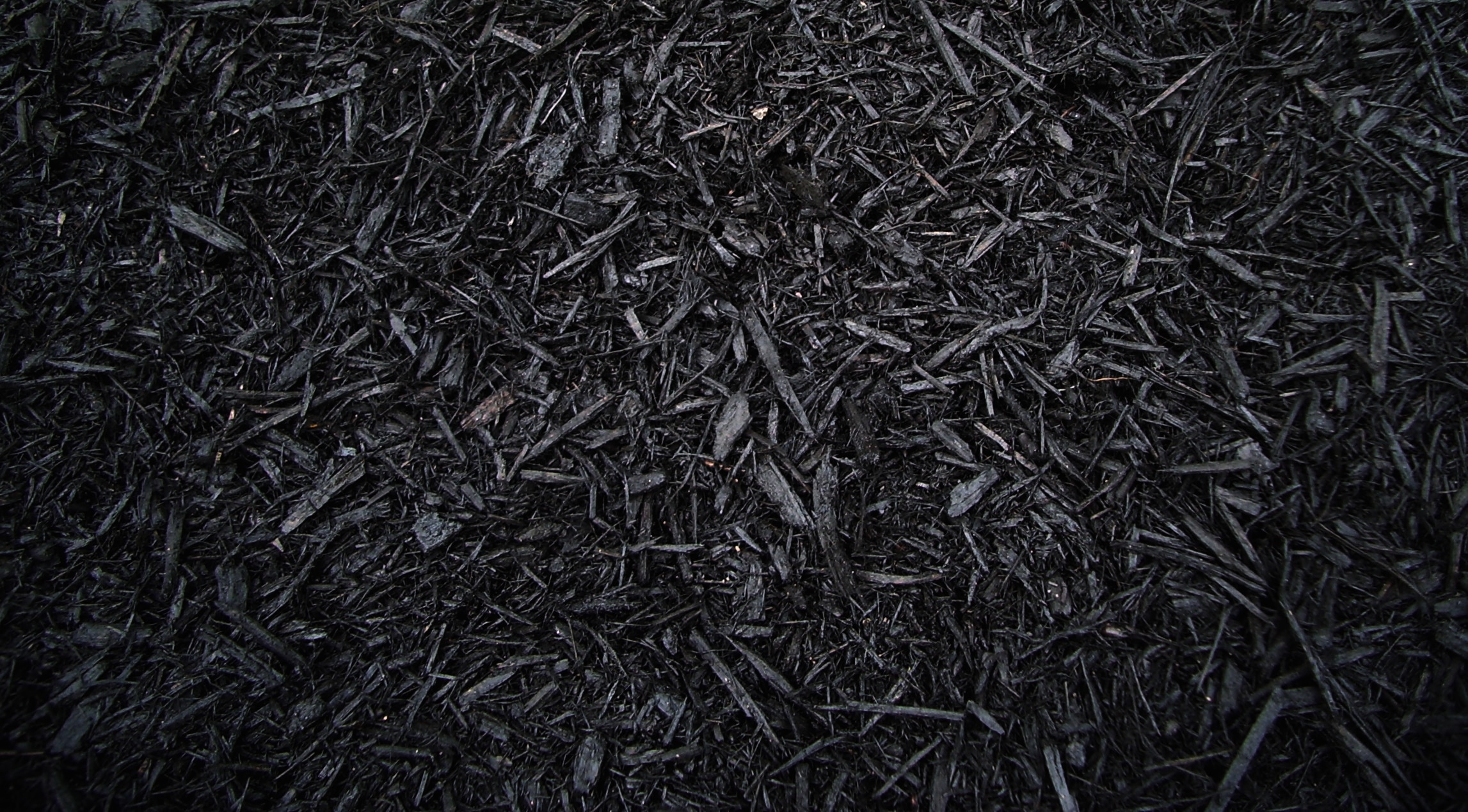 Black Bark Mulch Black Mulch Sids Ponds