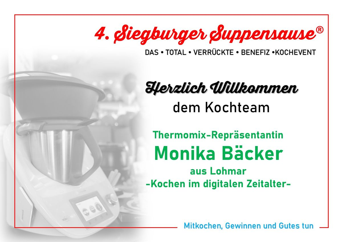 Möhreneintopf Im Thermomix Siegburger Suppensause - Thermomixteam Monika Bäcker
