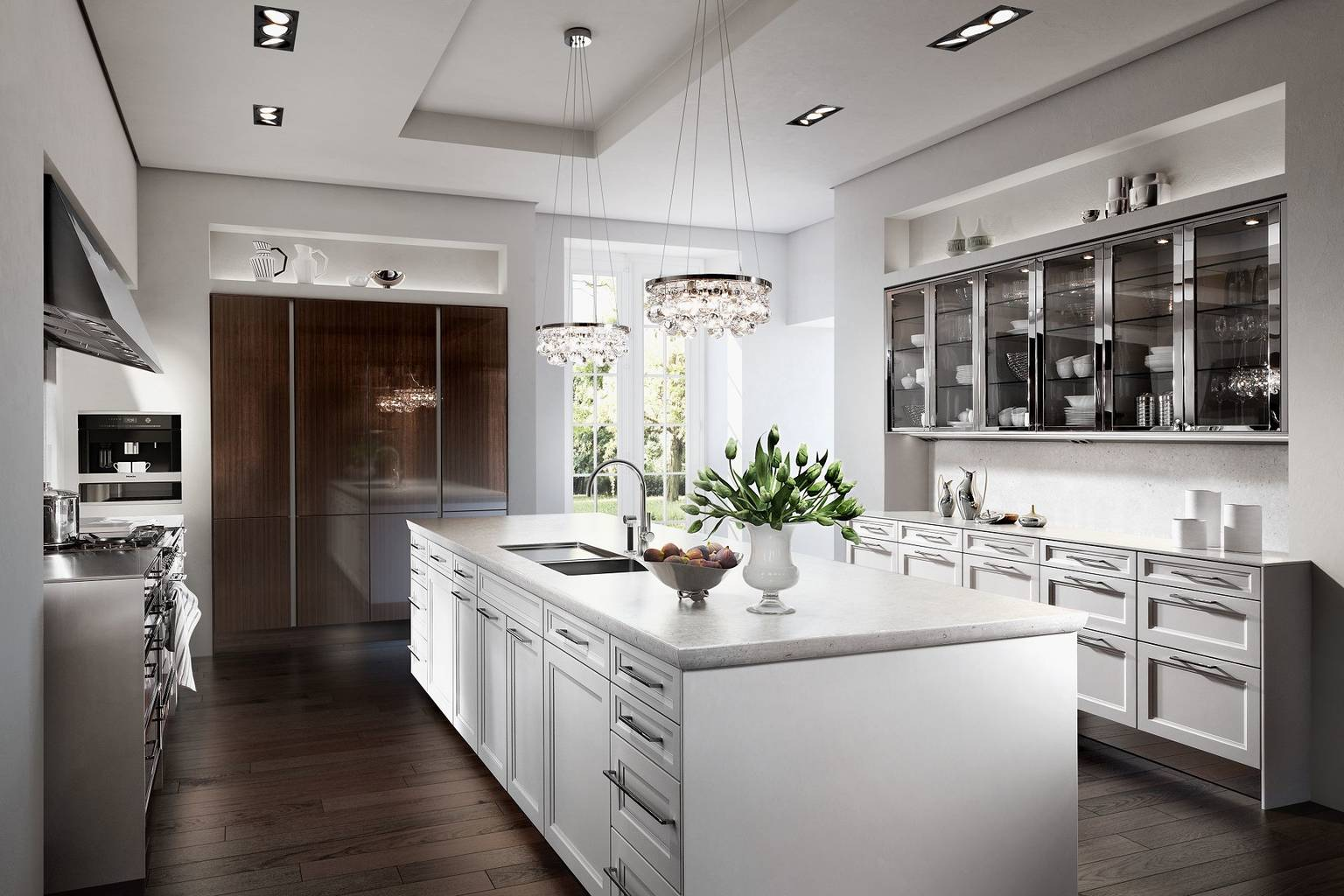 Classical Kitchens Siematic Classic The Traditional Kitchen In A New
