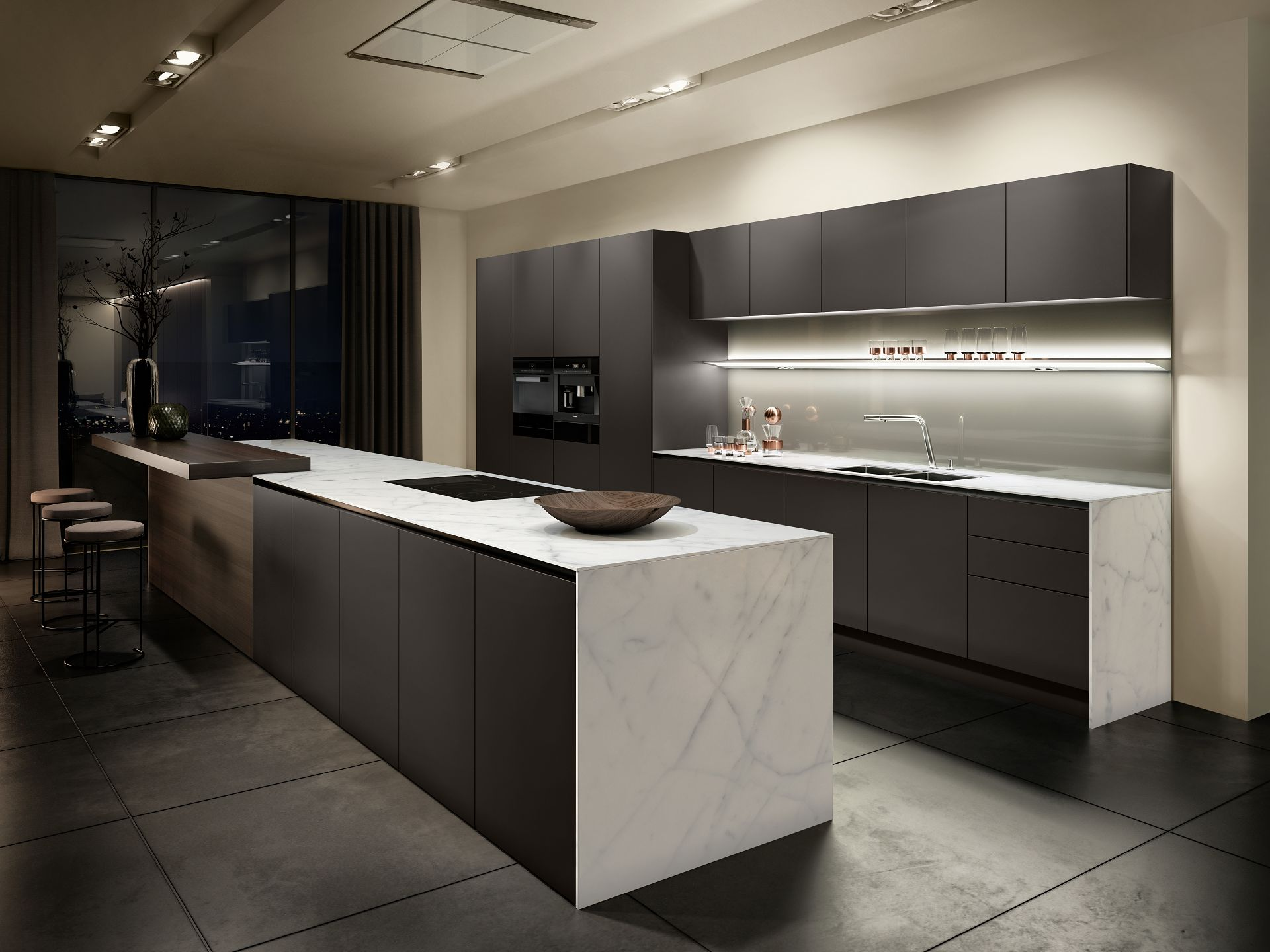 Marble Keuken Kitchen Countertops By Siematic More Possibilities
