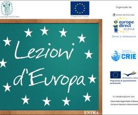 Lezioni d'europa