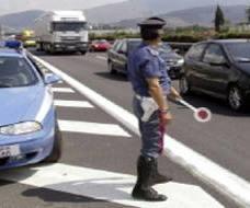 Polizia stradale - immagine di repertorio