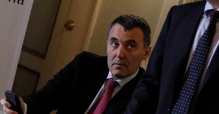 sindaco Franco Ceccuzzi
