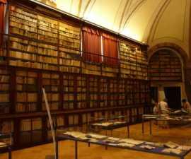 biblioteca Intronati Siena