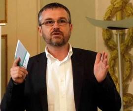 Simone Bezzini - presidente della Provincia di Siena