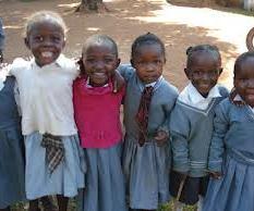 Bambini Kenya
