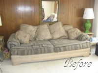 Reupholstered Couch and Loveseat | Siera104 Reupholstered ...