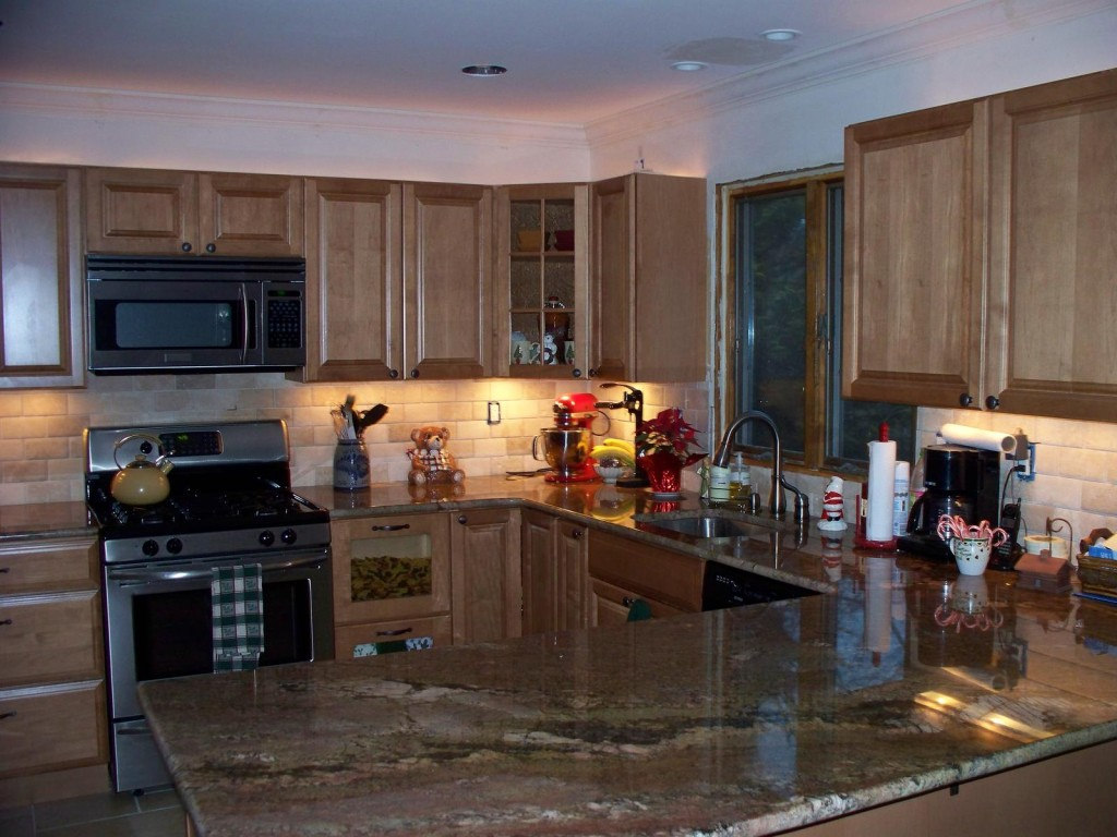 Kitchen Tiles Granite The Best Backsplash Ideas For Black Granite Countertops