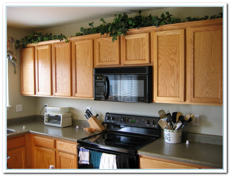 tips kitchen counters decor home cabinet reviews ideas kitchen cabinet tops decorate kitchen cabinet tops
