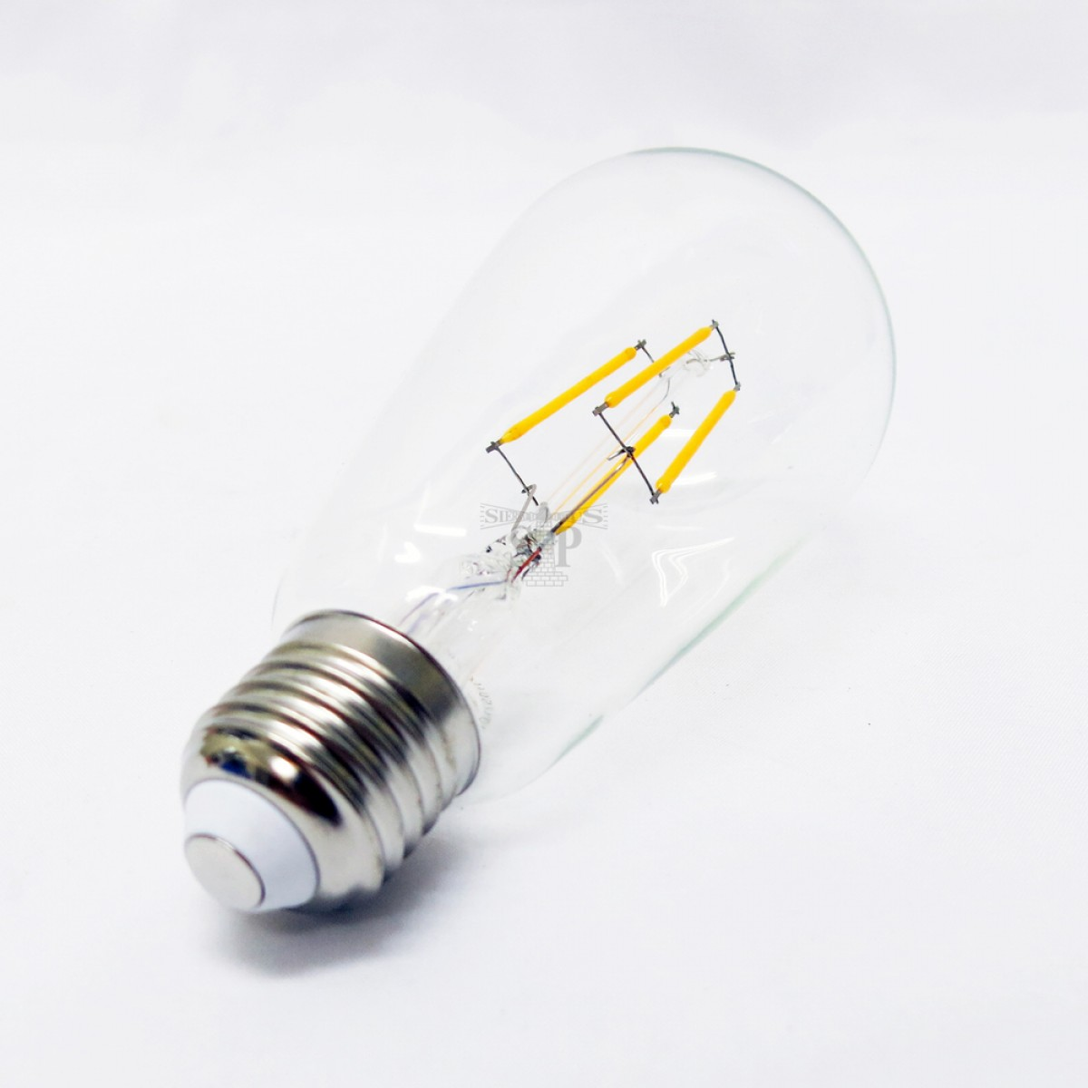 Led Edison Bulb St64 E27 4w Decoration Led Edison Vintage Lamp Bulb