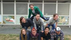 Smith River Staff Pyramid