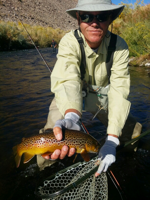 Lower owens river fly fishing report bishop ca 9 for Bishop fishing report