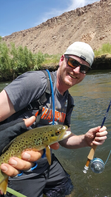 Lower owens river fly fishing report bishop ca 7 for Bishop ca fishing