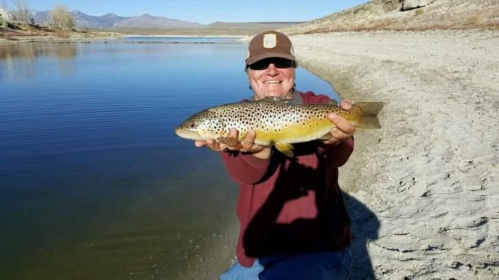 Crowley Lake Fly Fishing, Mammoth Lakes Fly Fishing