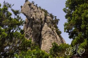 Анага: гора Роке Анамбро