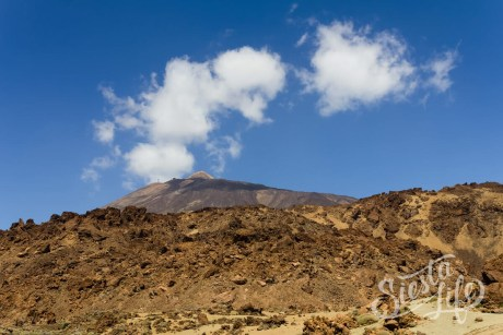 национальный парк и вулкан Teide.