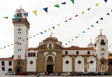 Базилика Канделарии на Тенерифе