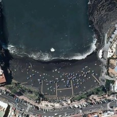 playa-de-la-arena-tenerife-map