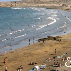 Пляж Леокадио Мачадо