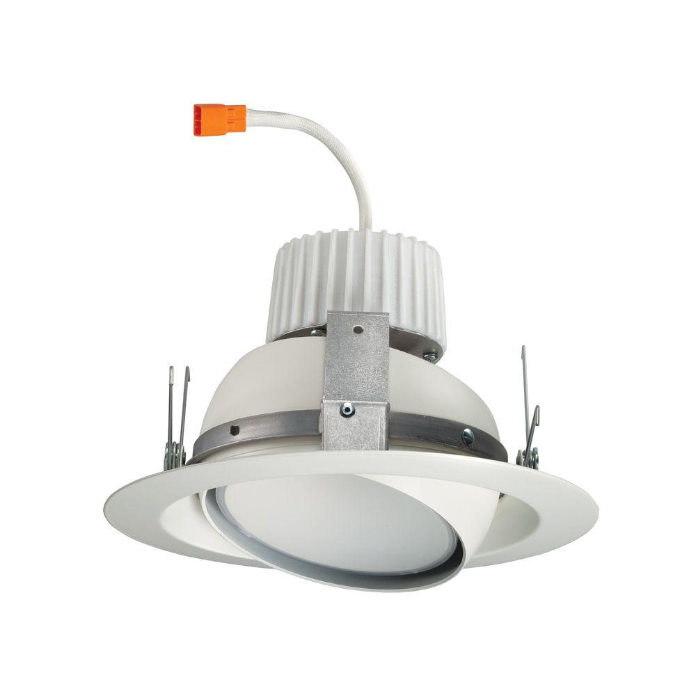 Juno Recessed Lighting Trim J6rleg4-3k-6-wh - Juno Lighting - J6rleg43k6wh
