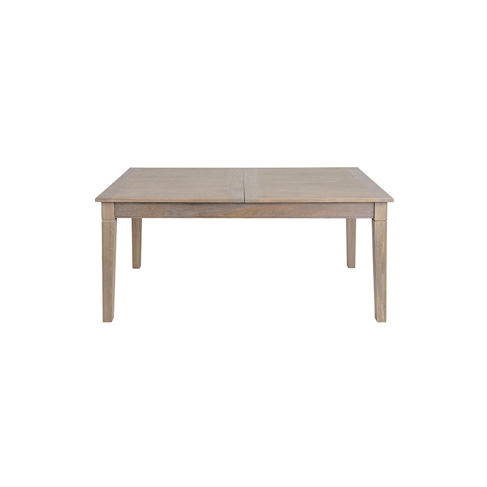Table Allonge Papillon Table Rectangle En 180 1 Allonge Papillon Signature