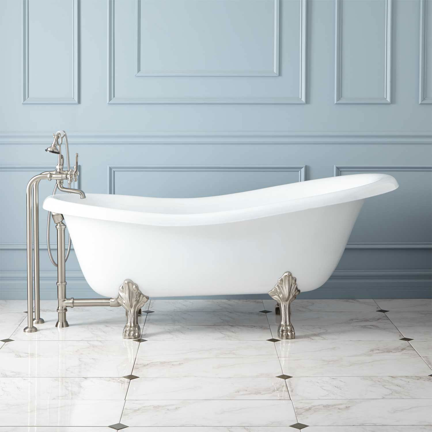 Pics Of Bathtubs Cast Iron Tubs Clawfoot And Freestanding Bathtubs
