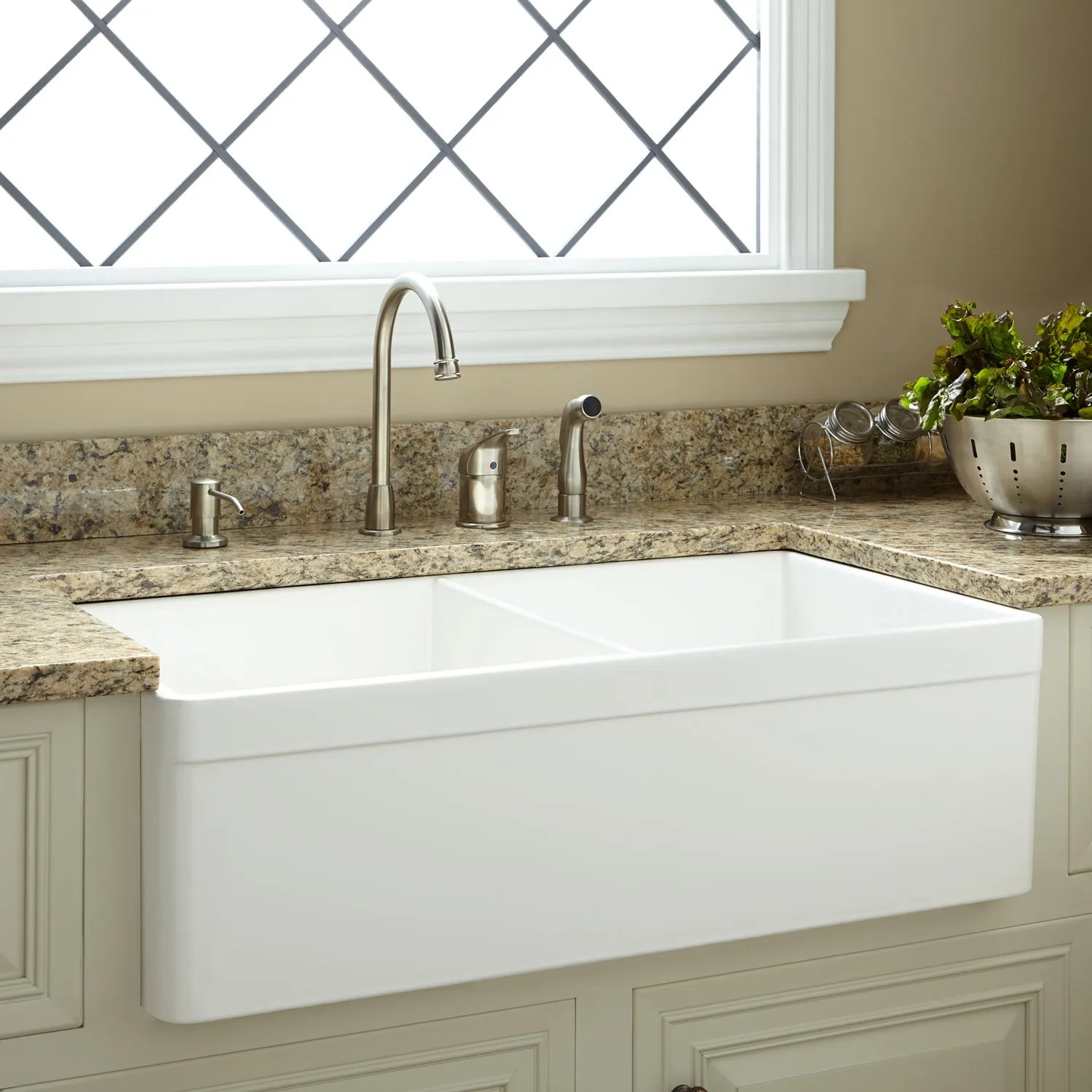 Latoscana Farmhouse Sink 36 Rectangle Farmhouse Sink Signature Hardware