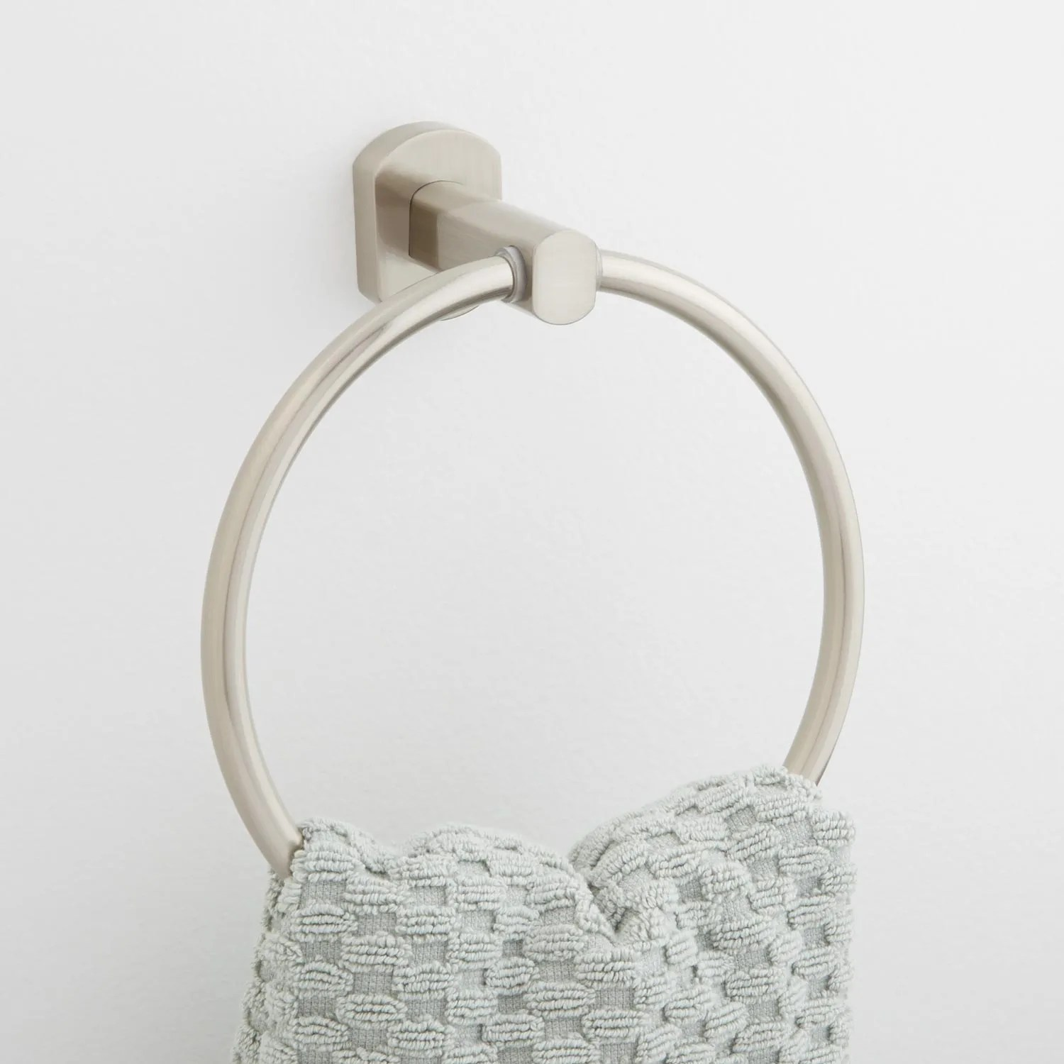 Countertop Towel Ring Towel Ring Signaturehardware